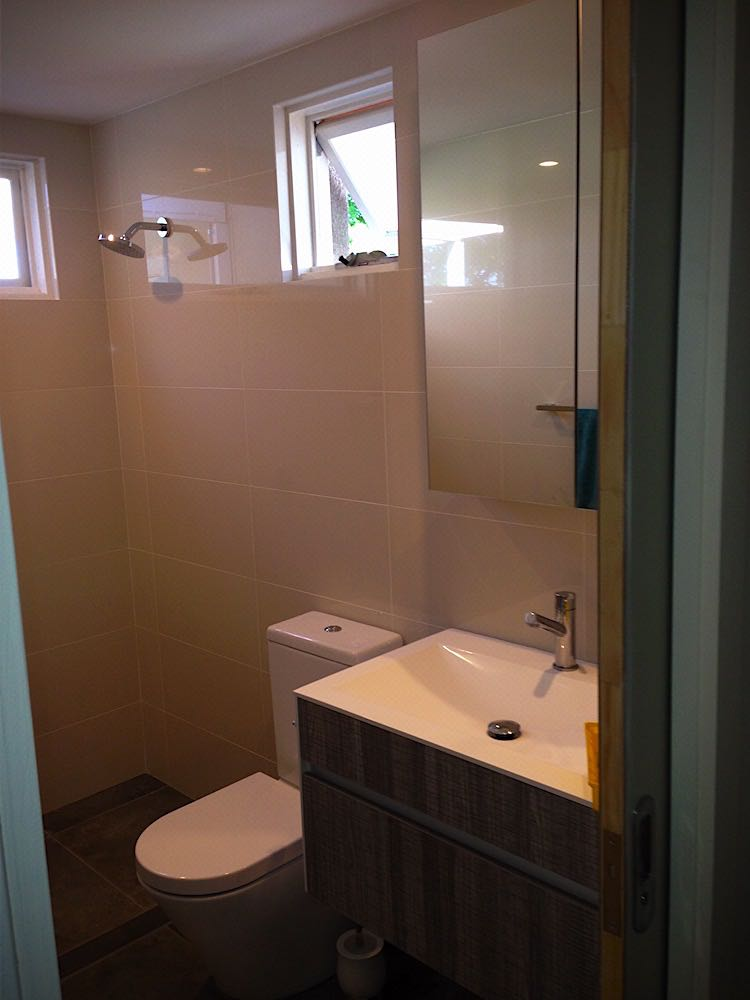 For This Project We Added A Bathroom To The House With A Extension Off The  Main Bedroom.